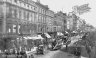 Manchester, Market Street c1885