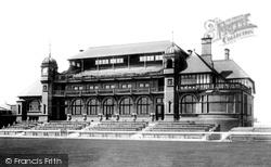 Manchester, Old Trafford, Cricket Ground 1897