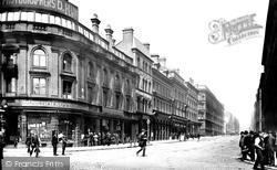 Manchester, Portland Street 1885