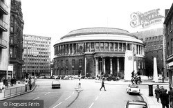 Manchester, Reference Library, St Peter's Square c.1965