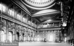 Manchester, Royal Exchange 1885