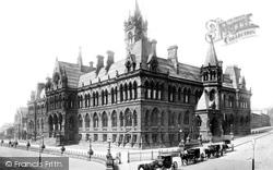 Manchester, The Assize Court 1886
