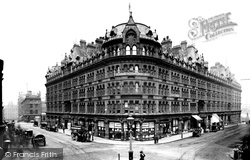 Manchester, Victoria Buildings 1889