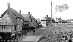 Manningford Bruce, c.1955