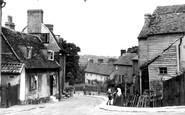 Manningtree, Brook Street c1953