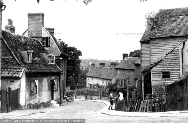 Manningtree © Copyright The Francis Frith Collection 2005. http://www.francisfrith.com