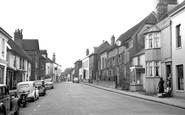 Manningtree, High Street c1955