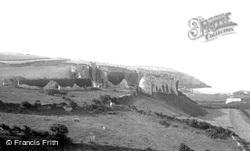 Castle 1890, Manorbier