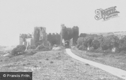 Manorbier, The Castle c.1930