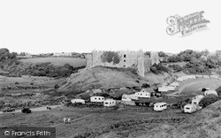 Manorbier, The Castle c.1960