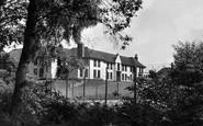 Mansfield, Harlow Wood Orthopaedic Hospital c1950