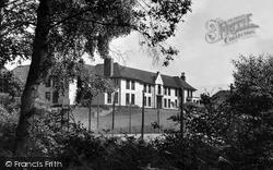 Mansfield, Harlow Wood Orthopaedic Hospital c.1950