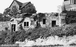Mansfield, Rock Dwelling 1949