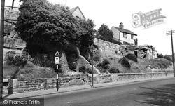 Mansfield, Rock Dwellings 1949