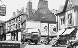 Mansfield, Toothill Lane 1949