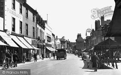 Mansfield, West Gate 1949