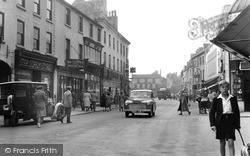 Mansfield, West Gate 1951
