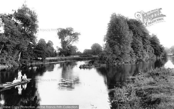 Mapledurham, 1917