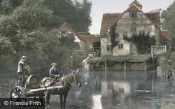 The Mill 1890, Mapledurham