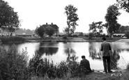 Mapledurham, the River Thames 1954