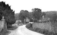 Mapledurham, the Village 1954