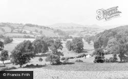 General View c.1955, Mapleton