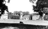 Mappleton, Okeover Hall c1955