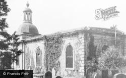St Mary's Church c.1955, Mapleton