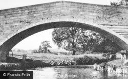 Mapleton, The Bridge c.1955