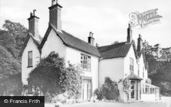 Mapleton, The Haven c.1955