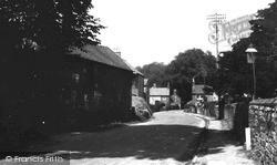 Mapleton, The Village c.1955