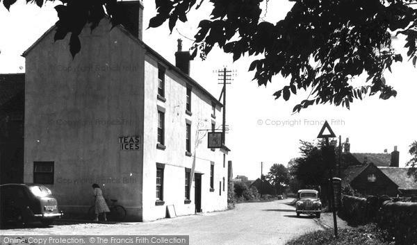 Photo of Mapleton, The Village c.1955
