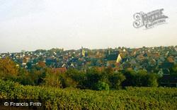 From Hillside 1982, Marbach Am Neckar