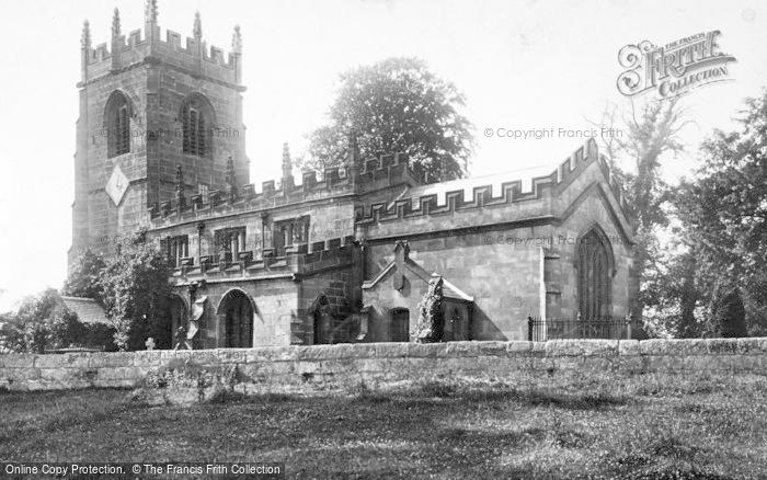 Photo of Marbury, St Michael's Church 1898