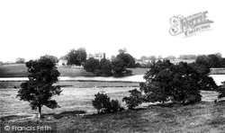 Marbury, St Michael's Church And Mere 1898