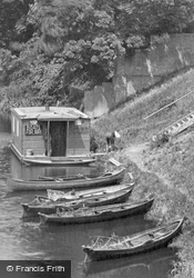 Boating Station 1929, March
