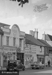 Broad Street c.1960, March
