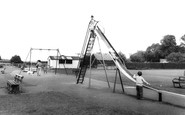 March, Children's Playground c1965