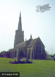Church Of St Wendreda 1979, March
