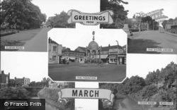 Composite c.1950, March
