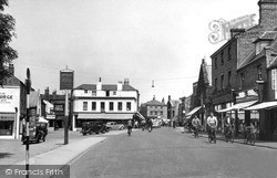 March, High Street c.1955