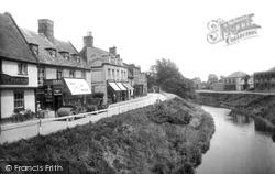 March, River Nene 1929