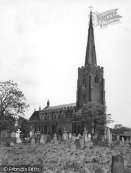 March, St Wendreda's Church 1929