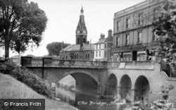 The Bridge c.1955, March