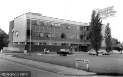 March, The Police Station c.1965