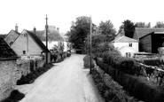 Marcham, Church Street c1965