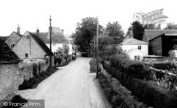Marcham, Church Street c.1965