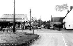 Marcham, North Street c.1965