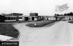 Marcham, Primary School c.1965
