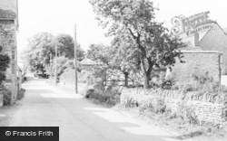 Marcham, The Village c.1960